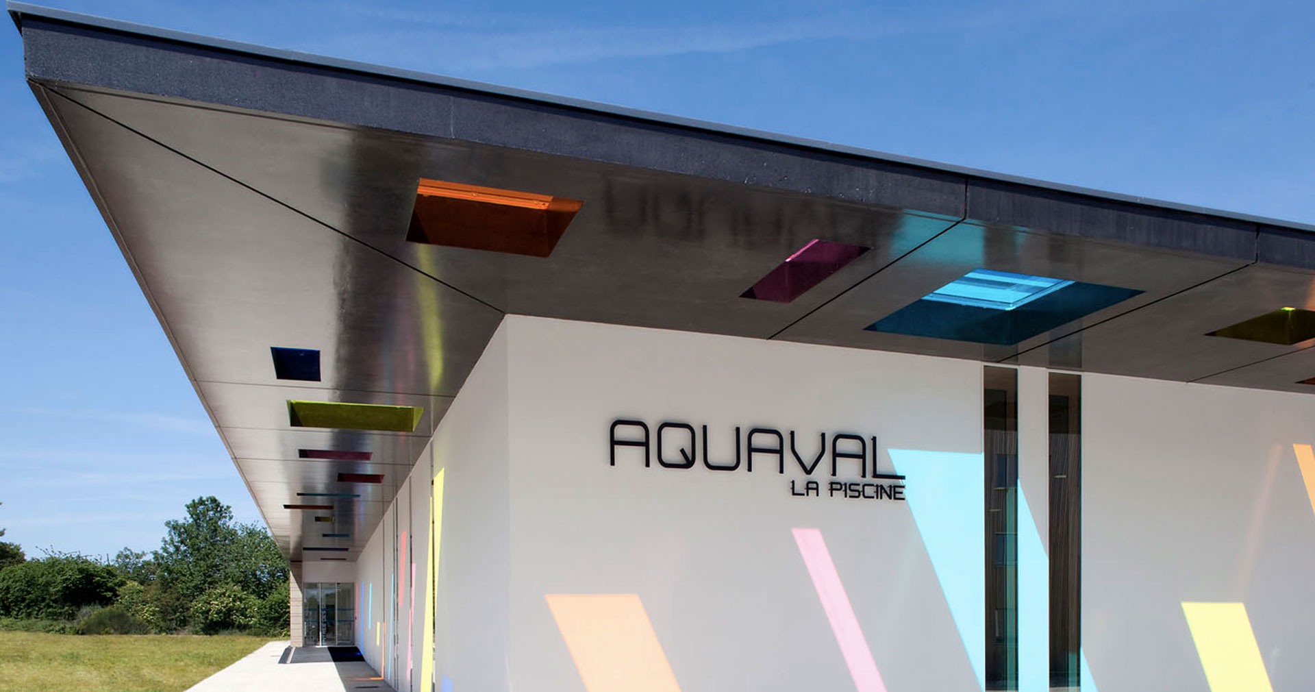 Aquaval projet pilote hqe tna architectes paris for Piscine aquaval