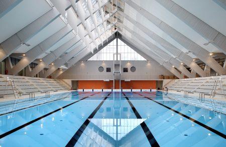 Tna architectes paris eau sports r habilitation for Piscine kremlin